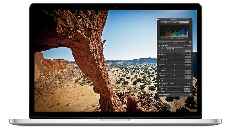 End of the line for Apple's Aperture