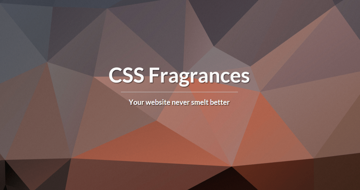 A new dimension to website CSS?