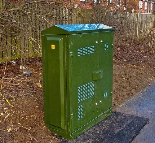 Fibre to Cabinet, Basingstoke