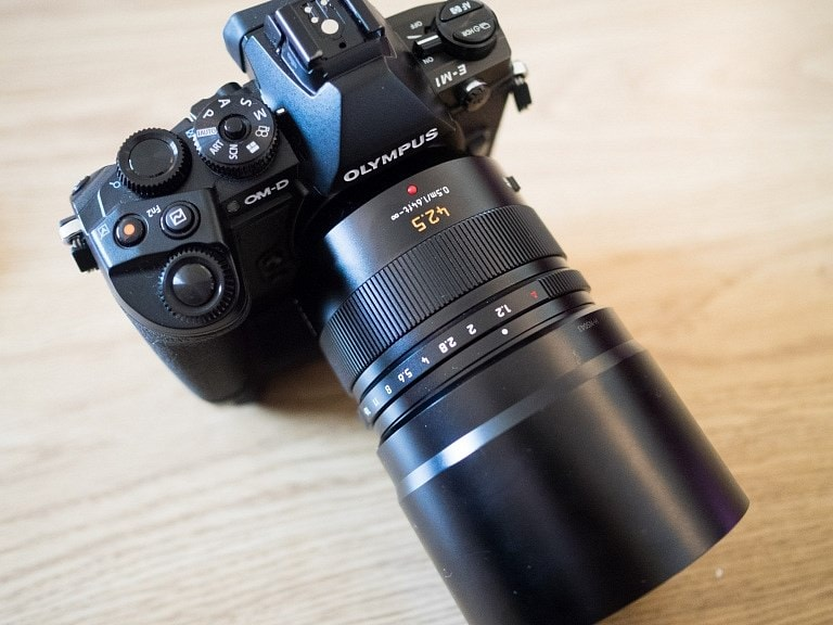 Canon vs Olympus – a very quick update