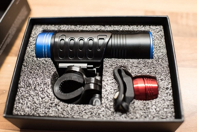 First look – CamdenGear Vivid XVI LED Bike Light